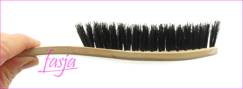 lecznicza szczotka do włosów wypadających