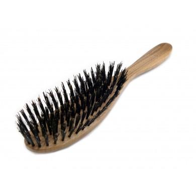 Szczotka do włosów ze szczeciny dzika