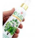 Olej z korzenia łopianu z ziołami