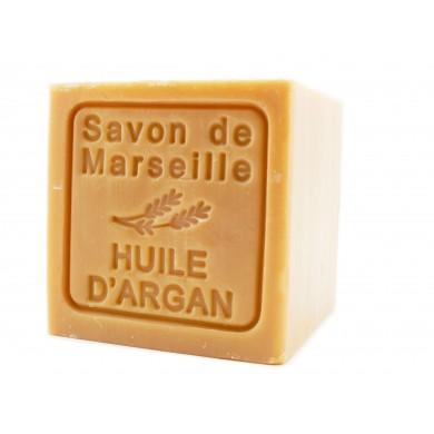 Mydło Marsylskie z olejem arganowym 300g