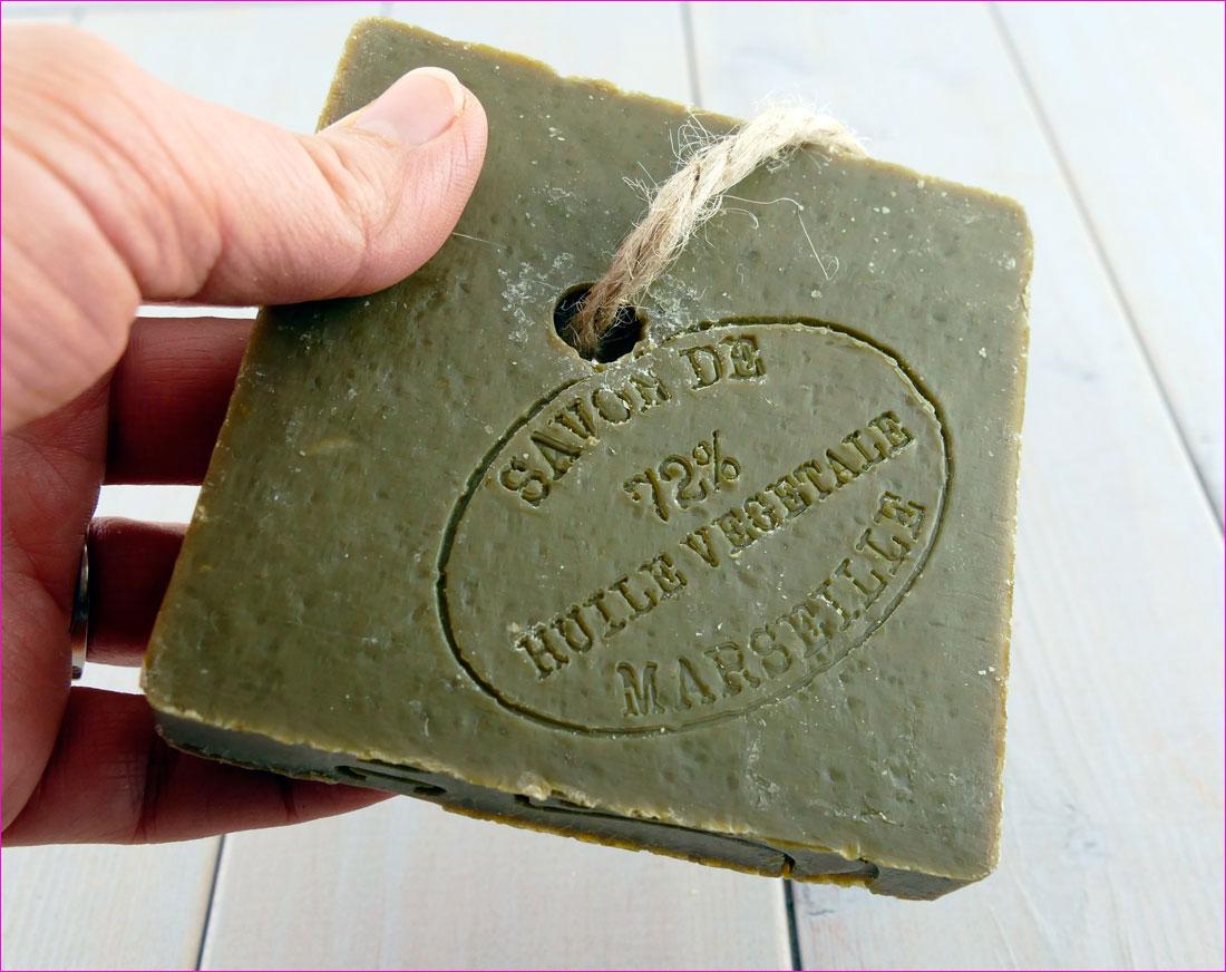 Mydło marsylskie Oliwa z Oliwek